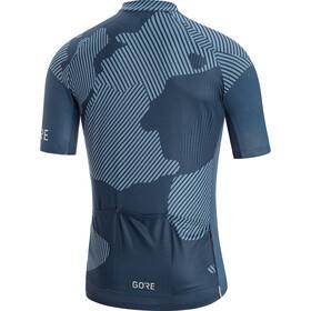 GORE WEAR C3 Combat Jersey Heren, orbit blue/deep water blue